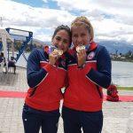 Chile sumó cuatro nuevas medallas de oro en el Panamericano de Canotaje