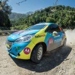 Luis Nuñez va por el título de la categoría R2 Lite del RallyMobil