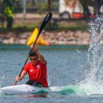 Cuatro chilenos buscarán medallas en el canotaje de los Juegos Suramericanos de la Juventud