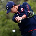 Martín león tuvo un solido arranque en el golf de los Juegos Suramericanos de la Juventud
