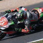 Maxi Scheib obtuvo el puesto 11 en las clasificaciones del Campeonato Europeo de Superstock 1000