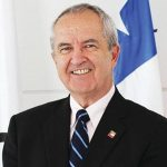 Miguel Angel Mujica fue elegido como nuevo presidente del Comité Olímpico Chileno