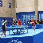 Chile debutó con triunfos en el tenis de mesa de los Juegos Suramericanos de la Juventud