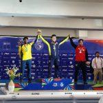 Nicolás Cuevas y Camilo Zapata ganaron medallas de bronce en las pesas de los Juegos Suramericanos de la Juventud