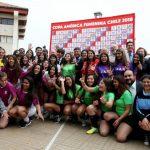 La IV Región recibirá la Copa América Femenina en abril de 2018
