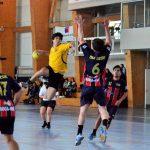 """Equipos de Santiago sacan ventaja en primera jornada del torneo """"Súper 8"""" de Handball"""
