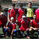Selección Chilena de Fútbol 5 terminó cuarta en torneo internacional realizado en Argentina