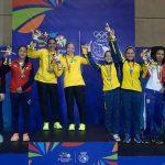 Tenis de mesa nacional sumó dos medallas de plata en los Juegos Suramericanos de la Juventud