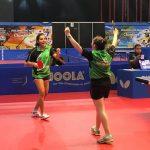 Valentina Ríos ganó medalla de bronce en el dobles del ITTF World Cadet Challenge