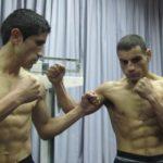 Se confirmó la revancha entre los boxeadores Robinson Laviñanza y Ramón Contreras