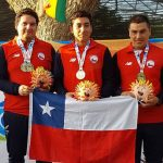 Tiro al blanco le entrega dos medallas de oro a Chile en los Juegos Bolivarianos 2017
