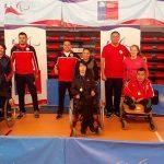 Tres representantes nacionales participarán en el Open Regional de Bochas Paralímpicas