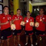 El boxeo chileno logra cuatro medallas de bronce en los Juegos Bolivarianos