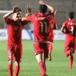 Chile empató con Argentina en nueva jornada del Sudamericano Sub 15 de Fútbol Masculino