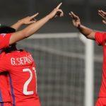 Chile goleó a República Checa en el Sudamericano Sub 15 de Fútbol Masculino