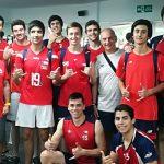 La Roja Sub 23 del volleyball masculino cayó ante Venezuela en los Juegos Bolivarianos 2017