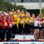 El nado sincronizado le entrega una nueva medalla de plata a Chile en los Juegos Bolivarianos 2017