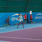 Daniela Seguel cayó en primera ronda del WTA de Limoges