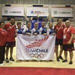 Chile sumó medalla de plata por equipos en la gimnasia artística femenina de los Juegos Bolivarianos 2017