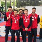 Karate chileno se despide de los Juegos Bolivarianos con una nueva medalla de plata