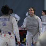 Con dos medallas de bronce se cerró la participación de la esgrima chilena en los Juegos Bolivarianos 2017