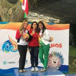 Francisca Crovetto se queda con la medalla de oro del tiro skeet en los Juegos Bolivarianos 2017