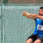 Hevertt Álvarez y Macarena Reyes se suben al podio del atletismo en los Juegos Bolivarianos