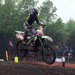 Ignacia Riveros se quedó con el título latinoamericano femenino de Motocross FIM
