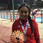 Javiera Vargas y Alejandra Traslaviña suman medallas en el patín carrera de los Juegos Bolivarianos 2017