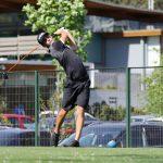 Joaquín Niemann logra una contundente ronda que lo deja segundo en el Q-School del Web.com Tour