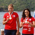 Chile sumó tres medallas en nueva jornada del canotaje de los Juegos Bolivarianos 2017