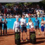Nicolás Jarry se titula campeón del Challenger de Santiago e ingresa al Top 100 de la ATP