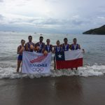 El remo chileno suma tres nuevas medallas de oro en los Juegos Bolivarianos 2017