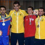 Rolf Nickel sumó una medalla de bronce para la esgrima chilena en los Juegos Bolivarianos 2017