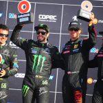 Samuel Israel ganó el Gran Premio de Valparaíso del RallyMobil 2017