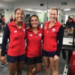 Equipo femenino de tenis disputará la medalla de oro en los Juegos Bolivarianos 2017