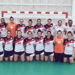 """Las """"Lobas"""" golean a Bolivia en nueva jornada del handball en los Juegos Bolivarianos"""