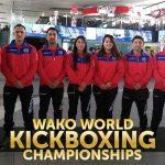 Delegación chilena alista su debut en el Mundial de Kickboxing WAKO 2017
