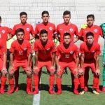 Chile empató con Uruguay en su debut por el Sudamericano Masculino de Fútbol Sub 15