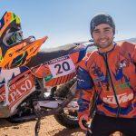 Tomás de Gavardo buscará este fin de semana el título del Nacional de Rally Cross Country