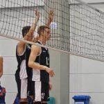 Con dos encuentros finalizó la tercera fecha de la Liga Chilena A1 de Volleyball