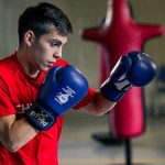 Andrés Campos cayó en el debut del boxeo chileno en los Juegos Bolivarianos 2017