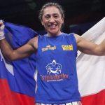 """""""Crespita"""" Rodríguez tiene fecha y lugar para su retorno al ring"""
