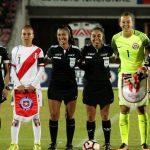Árbitras chilenas fueron preseleccionadas para el Mundial de Fútbol Femenino del 2019