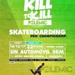 "Recoleta recibirá el torneo de skateboarding ""Motorola Kill to Kill Polemic"""