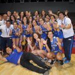 Boston College y Thomas Morus son los campeones de la Liga Chilena A1 de Volleyball 2017