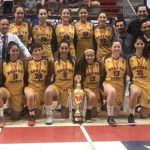 Boston College se tituló campeón de la Liga Nacional de Básquetbol Femenino 2017