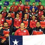 Chile logró dos medallas de oro por equipos en el Panamericano de Tenis de Mesa Paralímpico