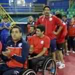 Chile sumó 10 medallas en el Panamericano de Tenis de Mesa Paralímpico