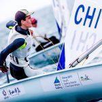 Clemente Seguel sube al puesto 13 del Mundial Juvenil de Velerismo